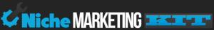 Niche marketing kit logo